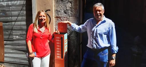 Centro Storico: 12 contenitori #Cambiagesto per i mozziconi di sigaretta
