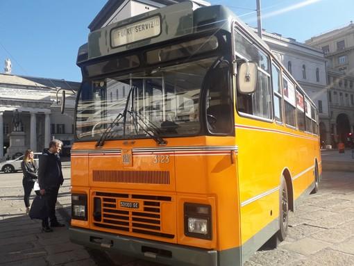 """""""A teatro con il bus"""": l'iniziativa di Carlo Felice e Amt"""