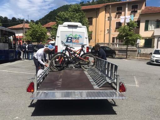 Atp, Aveto e Antola: parte il servizio di Bike bus
