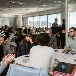 Parte 'Beyond net zero' a caccia d'idee per un futuro sostenibile