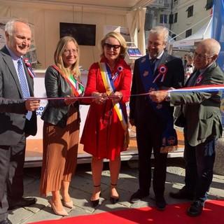 Torna 'Bonjour Provence et la France': inaugurata in piazza Matteotti la 18^ edizione