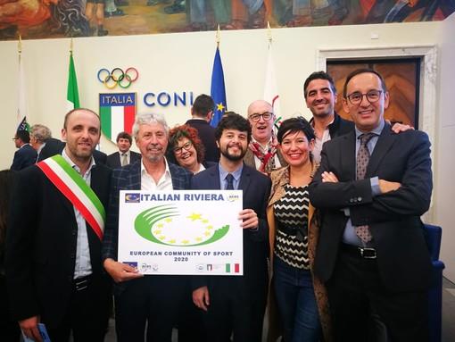 L'europarlamentare Benifei al CONI per premiare le Città Europee dello Sport