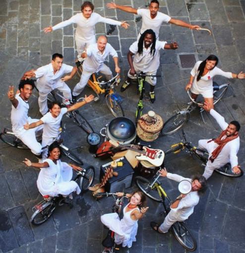 """""""Welcome Africa"""": lo spettacolo a Marassi della Banda di Piazza Caricamento"""