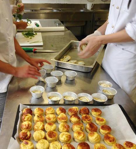 Bergese: show cooking e degustazioni per la Giornata degli Alberghieri