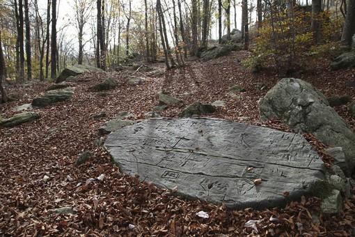 Rocce incise che raccontano una storia: scoperte nel Beigua Geopark nuove incisioni rupestri non ancora catalogate