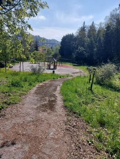 """I giardini di via Coni Zugna a Pontedecimo si rifanno il look. Bevilacqua (Lega): """"Lo abbiamo proposto per dare uno spazio verde e la Giunta ha approvato"""""""