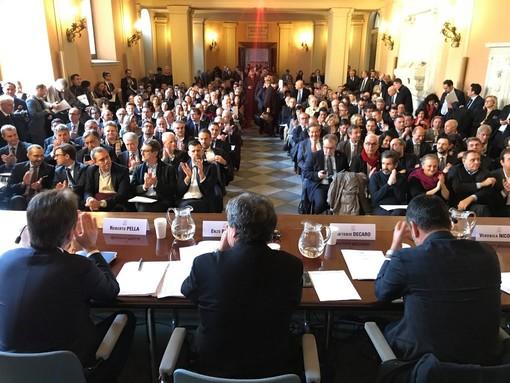 Sindaci liguri al Consiglio nazionale dell'Anci denunciano la carenza d'infrastrutture e il rischio isolamento