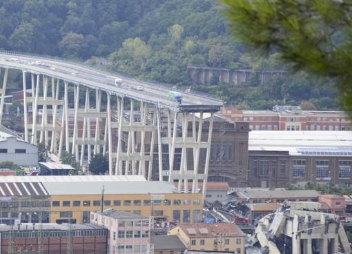 Crollo ponte, fragilità pilone 10: possibile ampliamento zona rossa