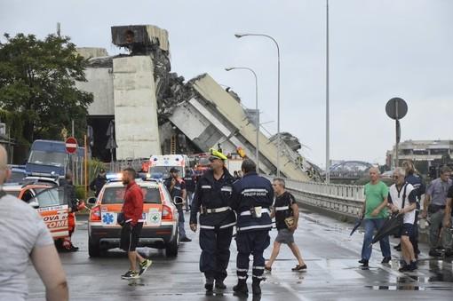 Crollo Ponte Morandi: sabato i funerali di Stato