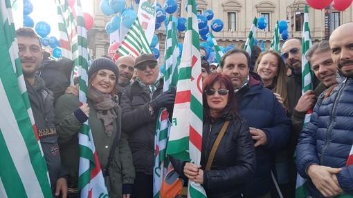 Cantiere per la ricostruzione del Morandi: la soddisfazione della Filca Cisl per l'elezione dell'Rsu