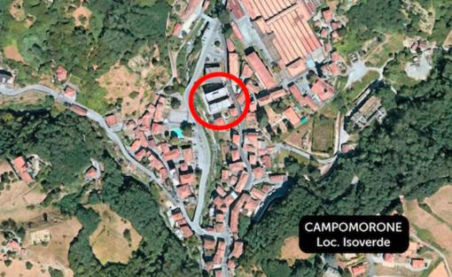 Opere compensative per il Terzo Valico: via all'iter per il parcheggio a Campomorone