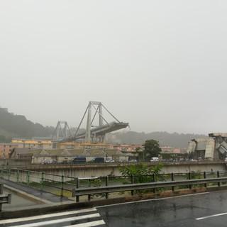 Ponte Morandi, oggi in consiglio la discussione dell'accordo tra Comune e Autostrade, Aspi esclusa dalla costituzione di parte civile al processo?