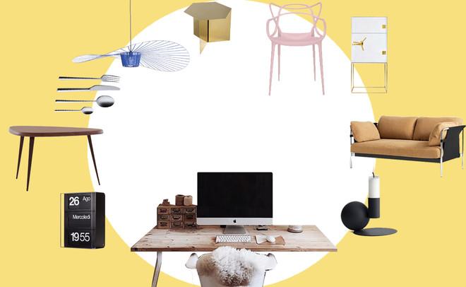 Arredamento di design: i migliori siti web per i mobili e oggetti