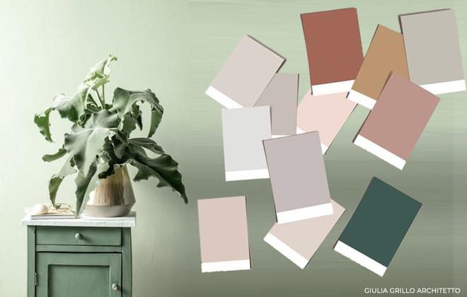 Le pareti di casa: come scegliere il colore giusto