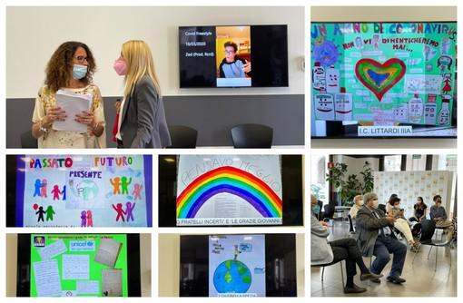 'Un anno di Covid': presentati i risultati del concorso indetto da Unicef nelle scuole liguri (FOTO e VIDEO)