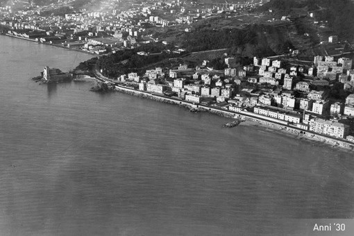 C'era una volta… la bella Cornigliano delle ville e del turismo nobiliare