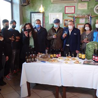 """Confartigianato Cuneo ha presentato la """"Passeggiata Gourmet"""" del """"Sentiero del Pescatore"""" di Fossano"""