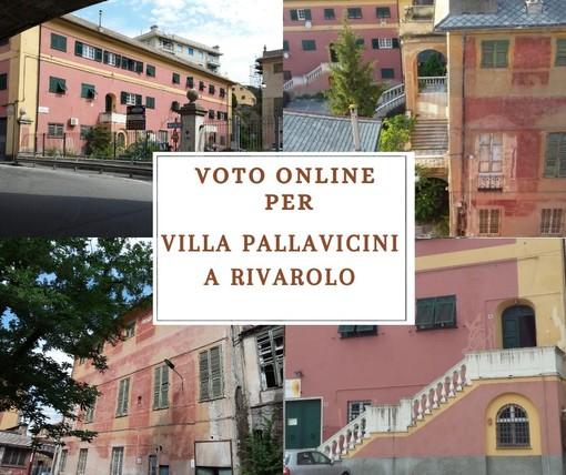 La Valpolcevera vuole Villa Pallavicini pienamente recuperata, mozione con voto unanime del Municipio (FOTO)