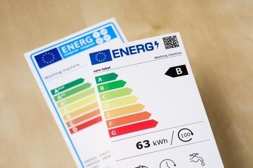 Dal 1º marzo 2021 le nuove etichette energetiche UE
