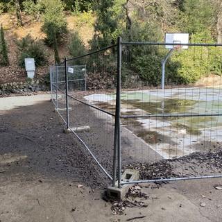 Pegli, il campo da street basket in Villa Doria sarà demolito
