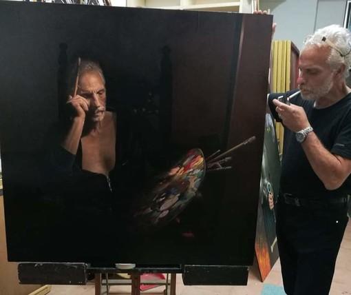 Carlo Piterà, seguace moderno di Caravaggio: artista e pittore dalle tinte scure tra luce e tenebre
