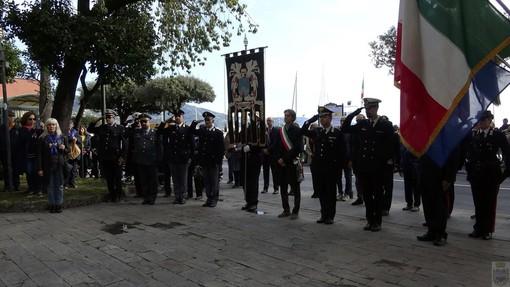 Santa Margherita Ligure: commemorazioni del IV Novembre e della strage di Nassiriya