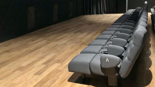 Via Colombo, la nuova vita del Cinema America che riapre i battenti (FOTO)