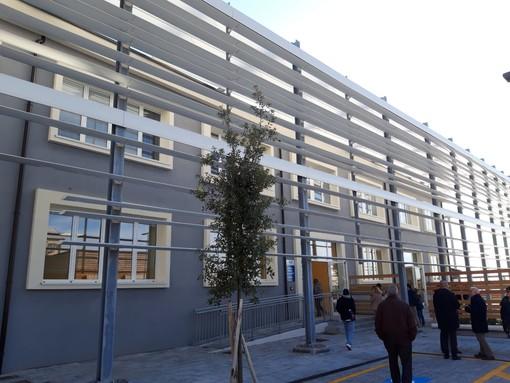 A Voltri riapre il centro prelievi in via Camozzini
