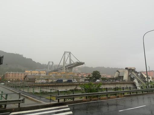 """""""La Regione si costituirà parte civile nel processo sul crollo del ponte Morandi"""", l'annuncio del M5S"""