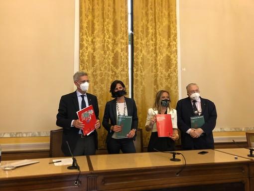 Il verde diffuso tema centrale della Genova Design Week 2021, che torna in presenza