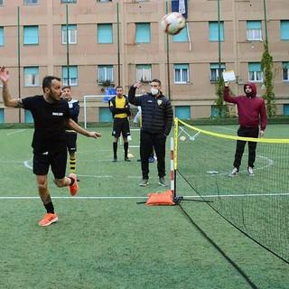 A San Teodoro il 'Mondiale di calcio tennis' in aiuto ai ristoratori