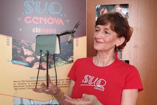 A Carla Peirolero il Premio Asini 2020 per il Suq Festival
