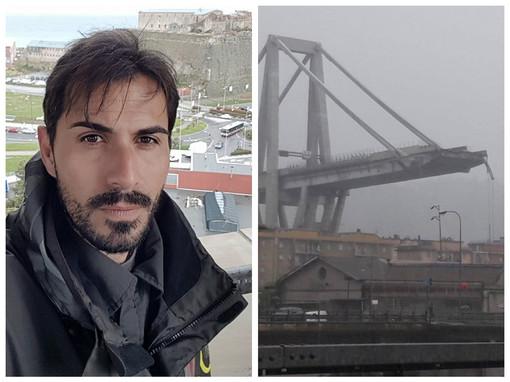 """Nuovo ponte di Genova, parla Davide Capello, sopravvissuto alla tragedia del Morandi: """"L'inaugurazione non sia una festa, il crollo è stato un fallimento"""""""