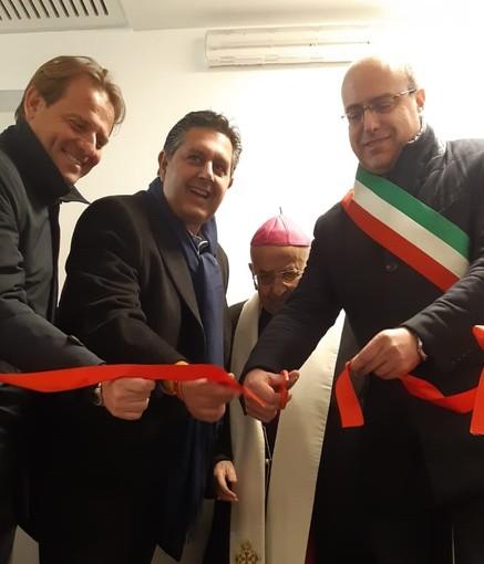 Edilizia residenziale sociale: inaugurati 9 alloggi nel Centro Chiarella di Chiavari