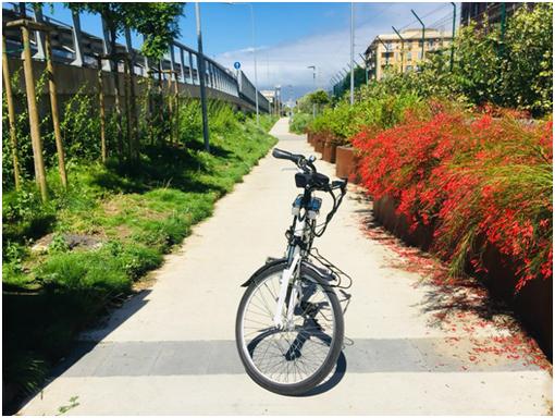'Cycling in Genova': pedalando da Cornigliano al centro cittadino