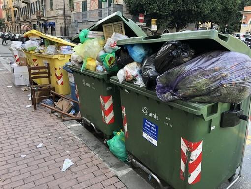 Amiu in piena emergenza: il Ponente nella morsa dei rifiuti