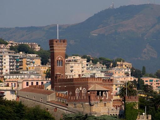 Le imprese e il castello del capitano ed esploratore Enrico Alberto d'Albertis sulla Rai
