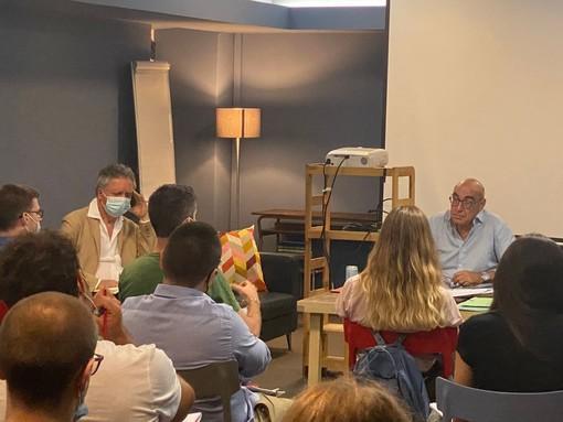 """Centi ha incontrato Nando Dalla Chiesa: """"Importante accrescere l'attenzione delle istituzioni e l'impegno civile per contrastare violenza e malaffare"""""""
