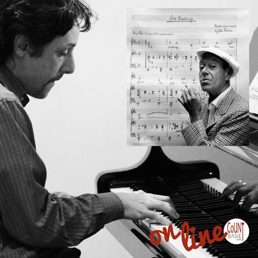 La rassegna online del Count Basie Jazz club prosegue con Gianluca Tagliazucchi