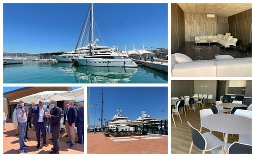 Waterfront Marina di Levante, presentato da Amico & Co il nuovo polo per l'accoglienza dei grandi yacht nel cuore di Genova (FOTO e VIDEO)