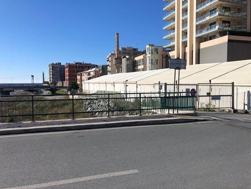 Pegli, la strada in alveo al Varenna verso la riapertura