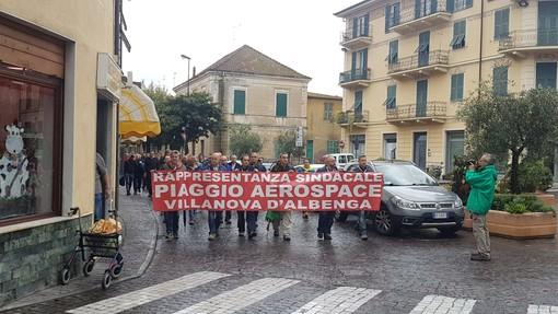 """Le RSU: """"Procede l'iter per il pagamento stipendi di Piaggio Aerospace e per l'inclusione di Piaggio Aviation"""""""