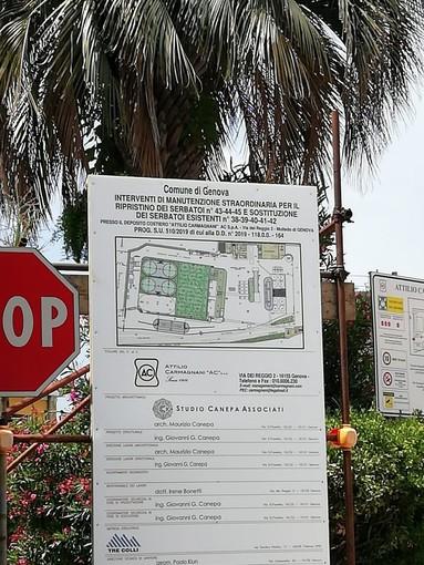 Multedo, i lavori alla Carmagnani agitano il quartiere e fanno scoppiare il caso politico