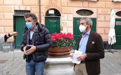 """Rapallo: l'aggiornamento della situazione Covid sul territorio cittadino, il sindaco Carlo Bagnasco: """"Numeri in aumento"""""""