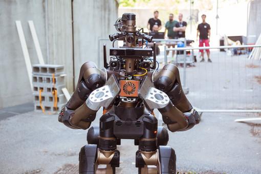 Istituto Italiano di Tecnologia: è nato il robot Centauro