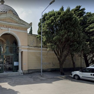 Il recupero della grande galleria del Cimitero degli Angeli, un investimento da 600 mila euro per ridare dignità a chi riposa in pace sulla collina sampierdarenese