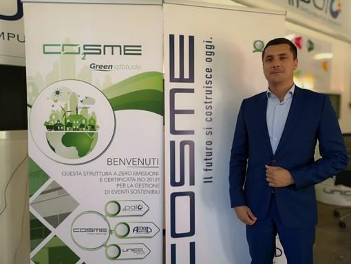 A Genova la prima azienda che compensa le emissioni di CO2: è la 'Green attitude' di Cosme