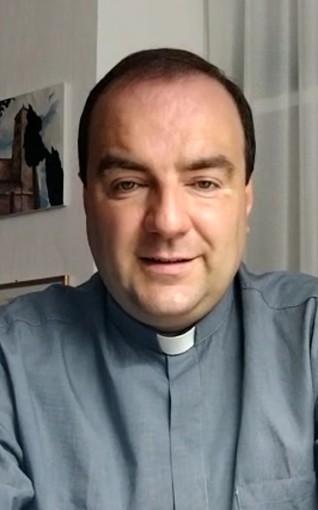Nuovo parroco alla chiesa di Santa Maria della Cella di Sampierdarena. È don Matteo Firpo e arriva dalla Valbisagno