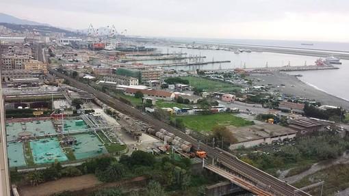 Depositi chimici di Multedo nell'area Messina? Da Piciocchi nessuna conferma (VIDEO)