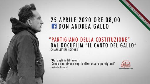 """""""Il Canto del Gallo"""": online il docu-film per festeggiare la Liberazione con la Comunità di San Benedetto"""